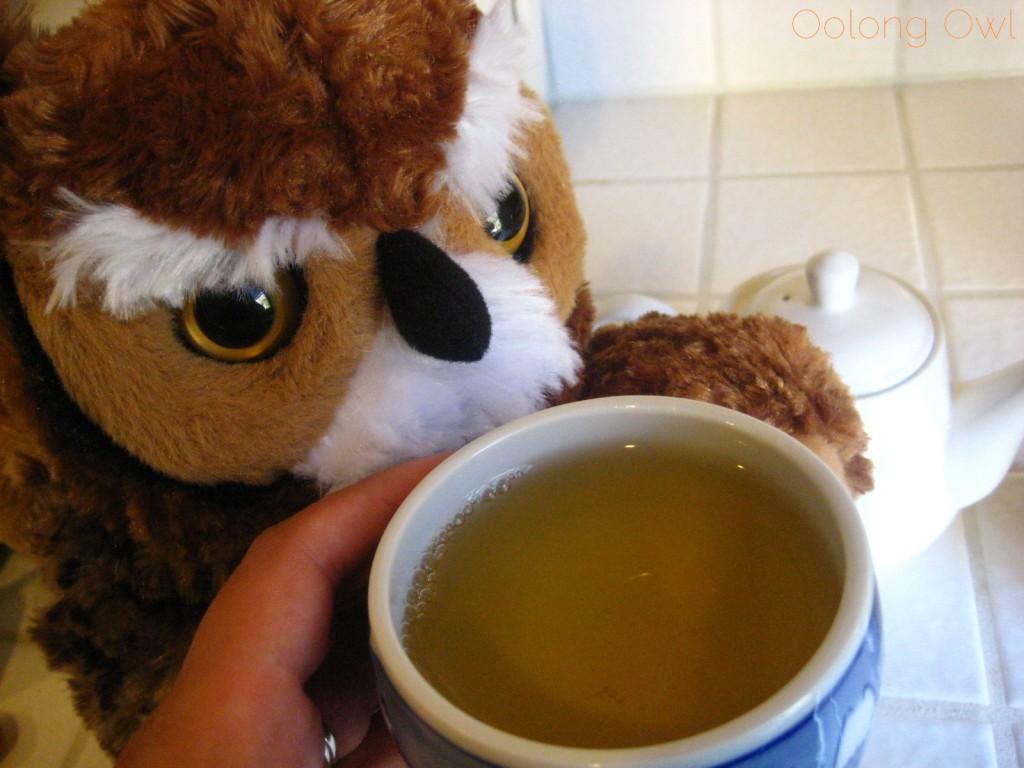 la Fleur d' Oranger from Le Palais Des Thes - Oolong Owl Tea Review (7)