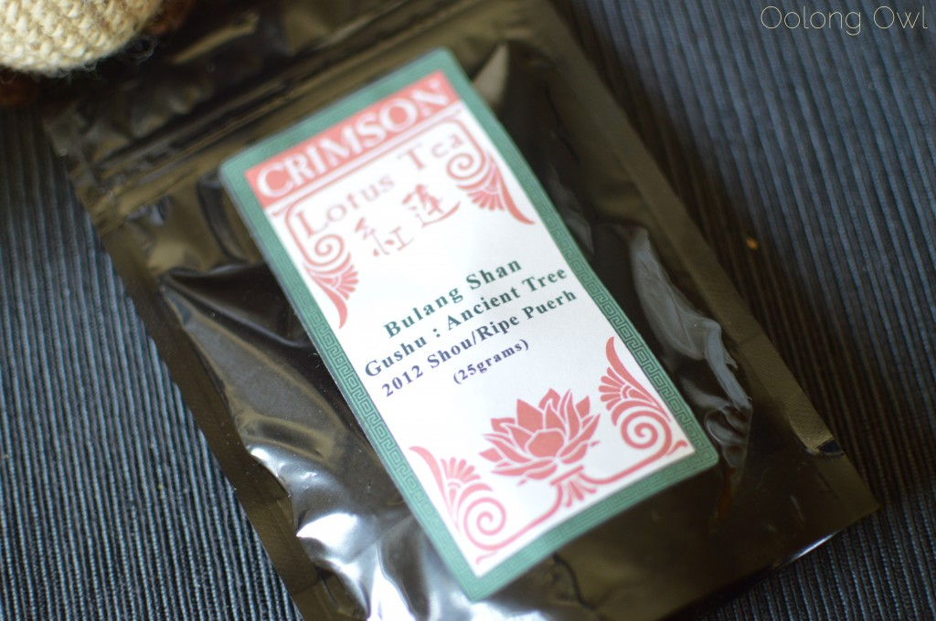 2012 bulang gushu ripe puerh crimson lotus tea - oolong owl (3)