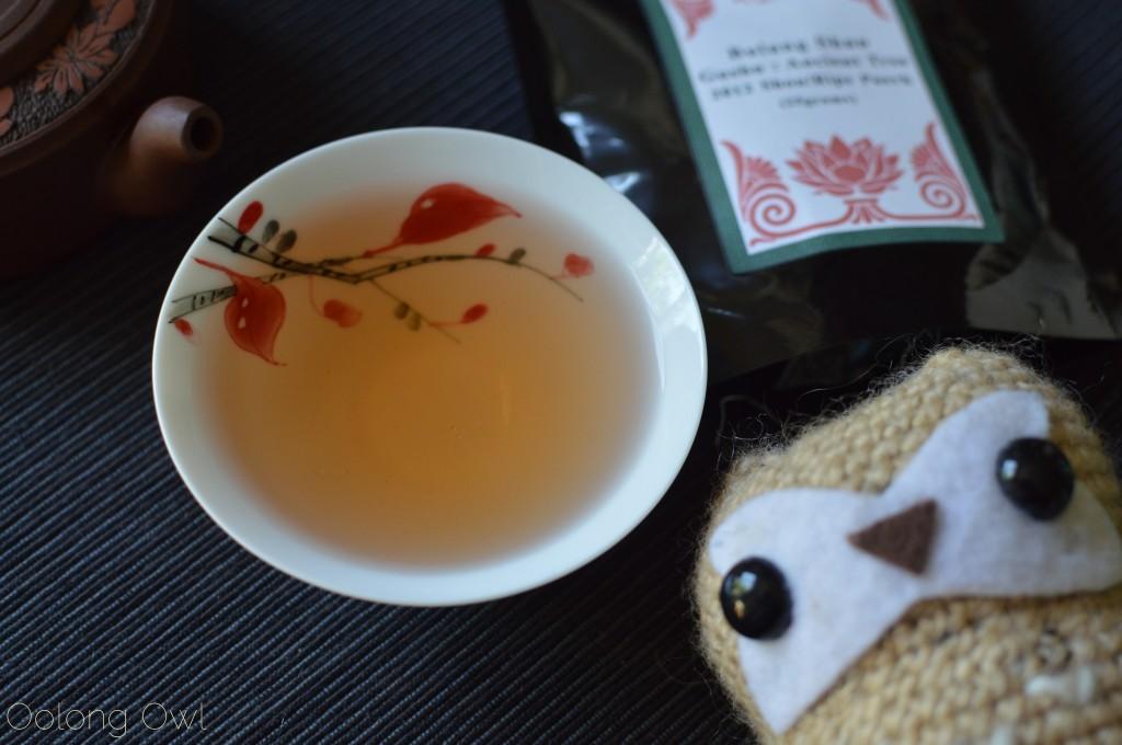 2012 bulang gushu ripe puerh crimson lotus tea - oolong owl (7)