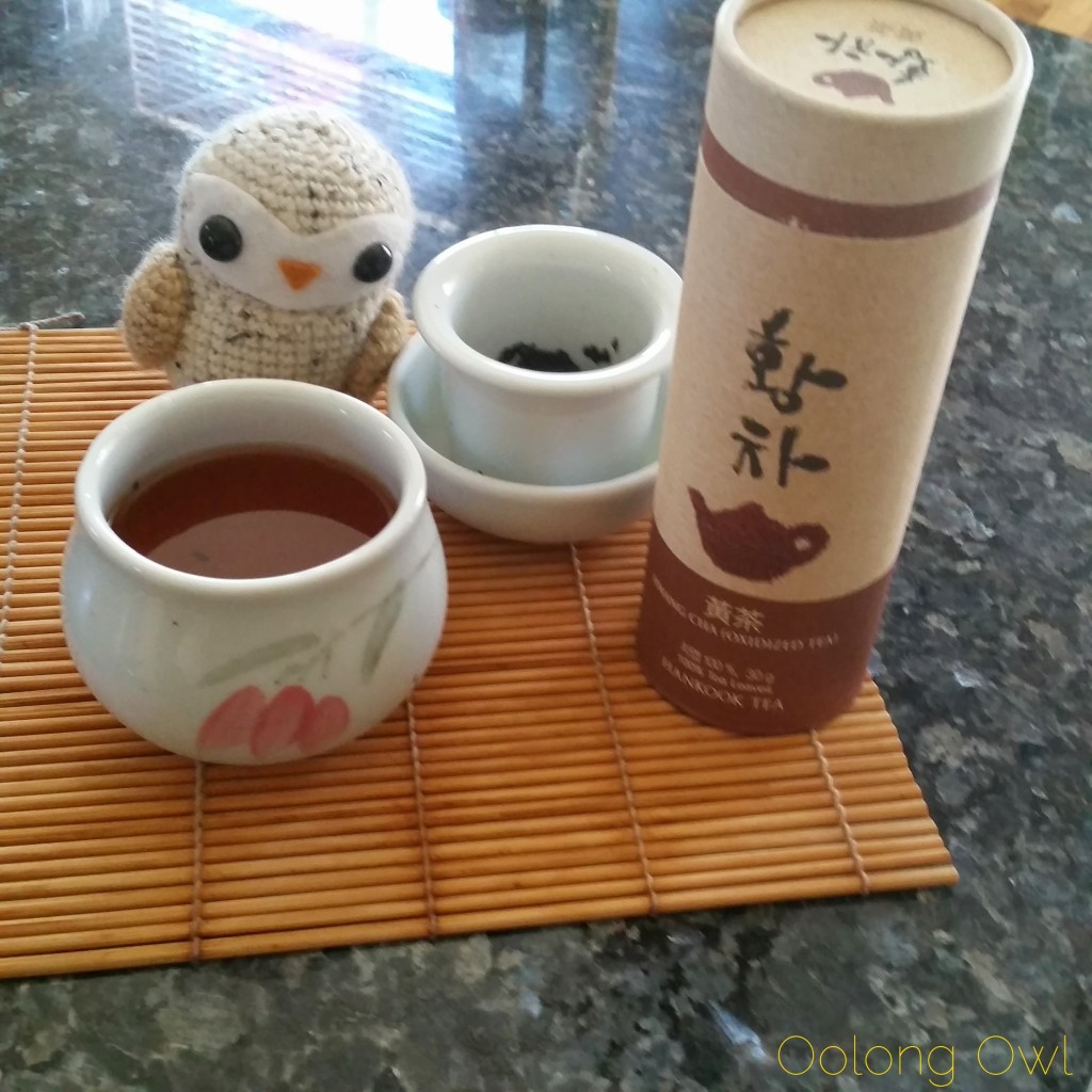 hwang cha gold korean tea - oolong owl tea review (7)