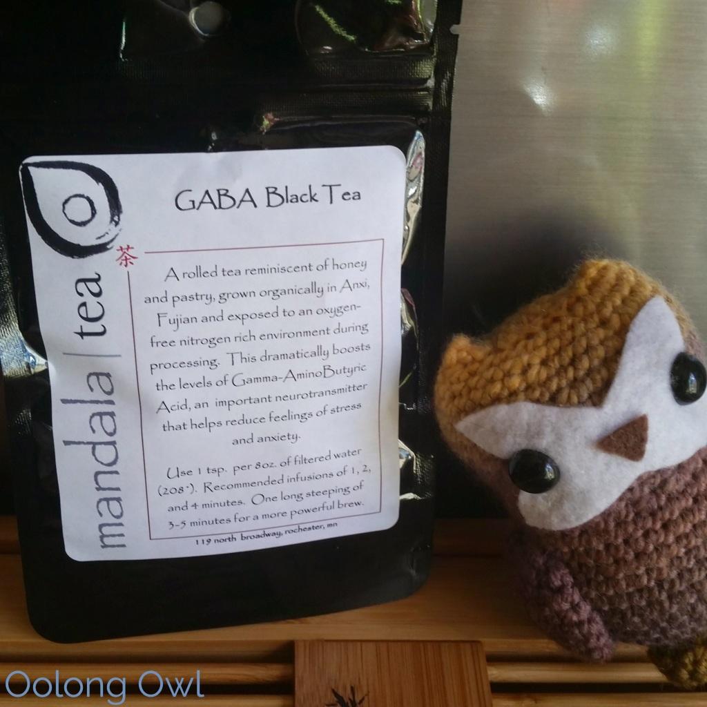 Gaba black tea - mandala tea - oolong owl tea review (1)
