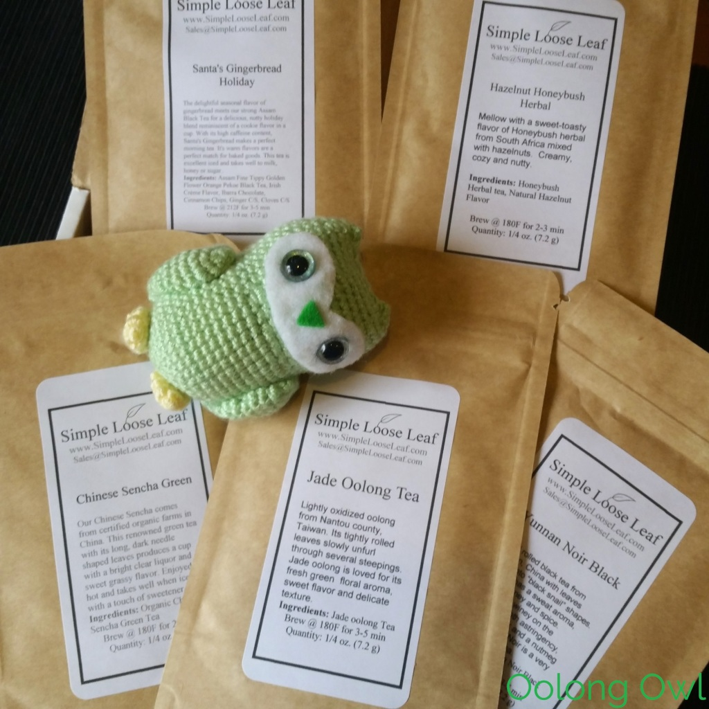 December simple loose leaf tea co-op oolong Owl (1)