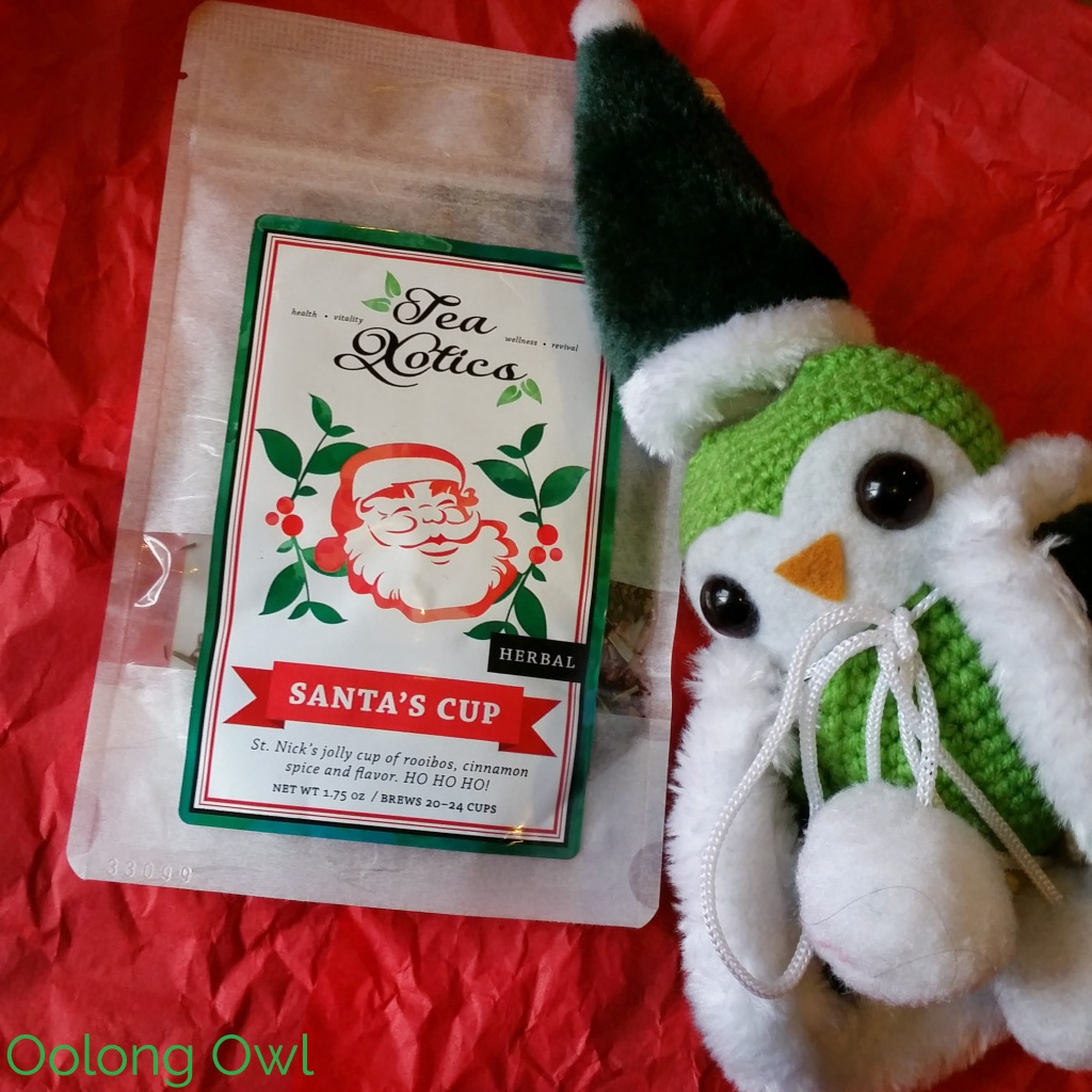 santas cup from teaxotics - oolong owl tea review (1)