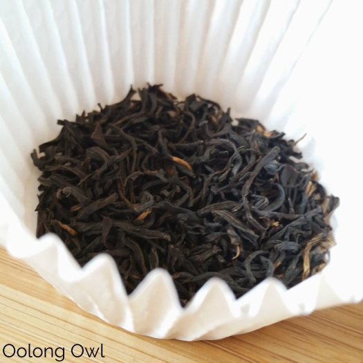 Keemun Mao Feng Black tea from What-cha - Oolong Owl Tea Review (2)
