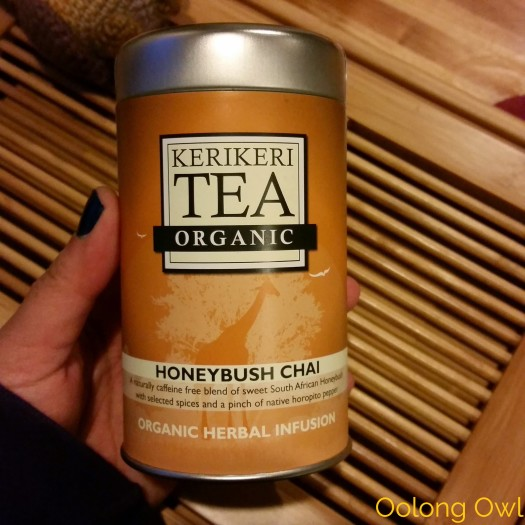 kerikeri organic honeybush chai - oolong owl tea review (1)