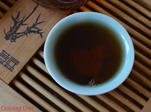 2004 Denong Ripe Puer from Bana Tea Company - Oolong Owl Tea Review (5)