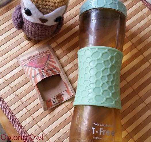 Roasted Jiaogulan dragon pearls form MK tea co - Oolong Owl Tea Review (11)