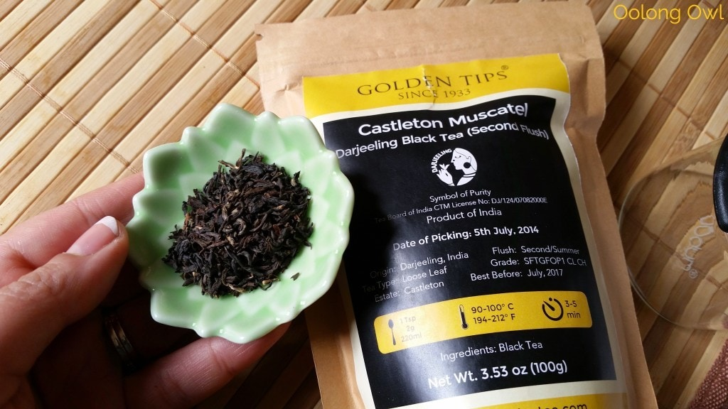 Golden Tips Darjeeling Comparison - Oolong Owl Tea Review (4)