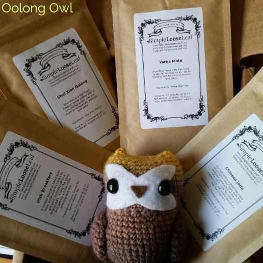 May 2015 Simple Loose Leaf - Oolong Owl (1)