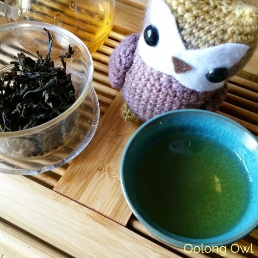 May 2015 Simple Loose Leaf - Oolong Owl (7)
