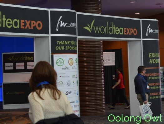 World Tea Expo 2015 - Day 3 - Oolong Owl (1)