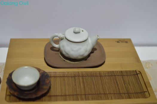 World Tea expo 2015 day 1 - Oolong owl (13)