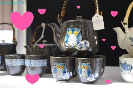 World Tea expo 2015 day 1 - Oolong owl (78)