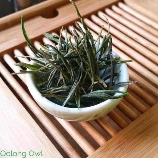 nine lotus green tea from Mandala Tea - Oolong Owl Tea Review (2)
