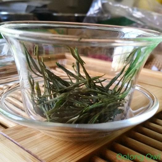 nine lotus green tea from Mandala Tea - Oolong Owl Tea Review (3)