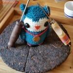 2010 Hai Ling Hao As you like ripe pu'er from Yunnan Sourcing - Oolong Owl Tea Review (3)