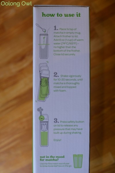 DAVIDsTea Matcha Maker - Oolong Owl Tea Review (3)