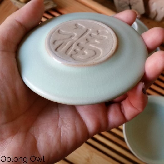 Gaiwan and Tea pet June 2015 - Oolong Owl (17)