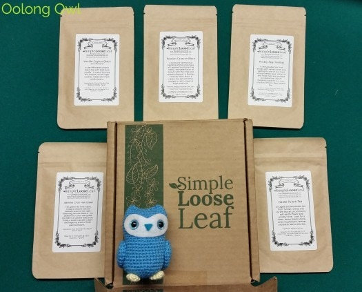 June 2015 Simple Loose Leaf Tea Review - Oolong Owl (1)