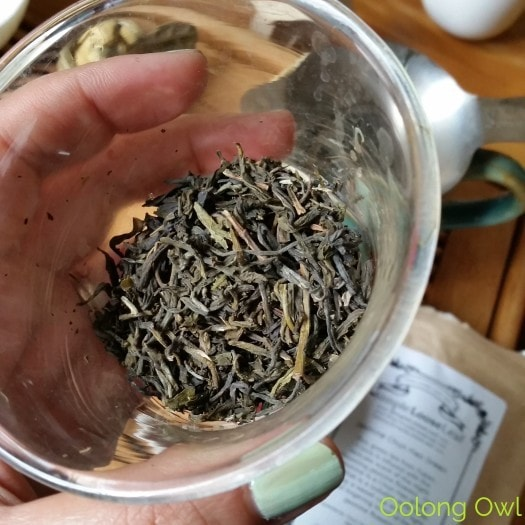 June 2015 Simple Loose Leaf Tea Review - Oolong Owl (3)