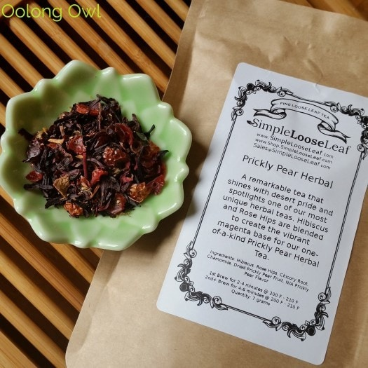 June 2015 Simple Loose Leaf Tea Review - Oolong Owl (5)