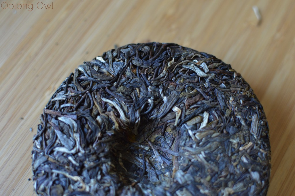 2014 autumn song puer from mandala tea - oolong owl tea review (2)