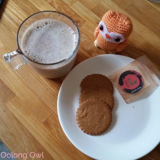 Chi Whole Leaf Tea powder - oolong owl tea review (5)