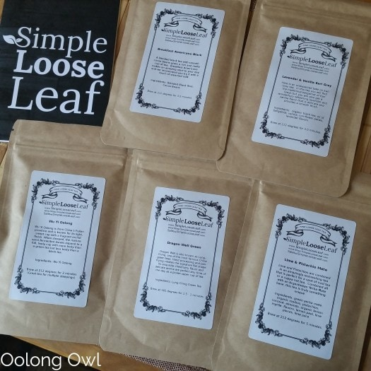 July 2015 Simple Loose Leaf - Oolong Owl Tea Review (1)