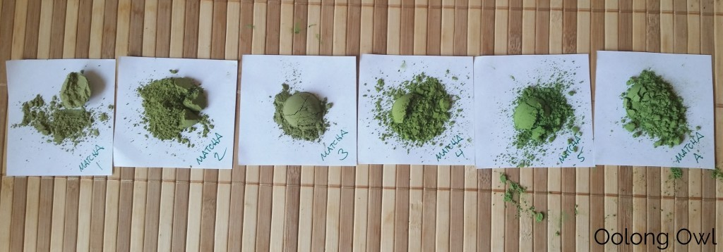 Matcha Brand Comparison 2, round 1 - Oolong Owl (2)