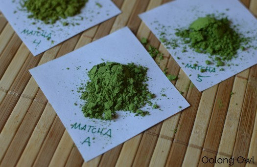 Matcha Comparison 2, Round 1 - Oolong Owl Tea Review (13)