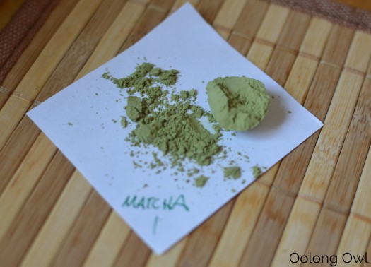 Matcha Comparison 2, Round 1 - Oolong Owl Tea Review (8)