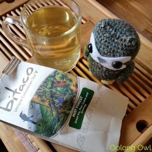 bitaco colombian green tea - oolong owl tea review (8)