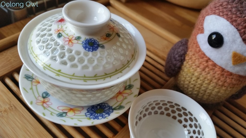 rice pattern gaiwan july 2015 - Oolong owl (4)