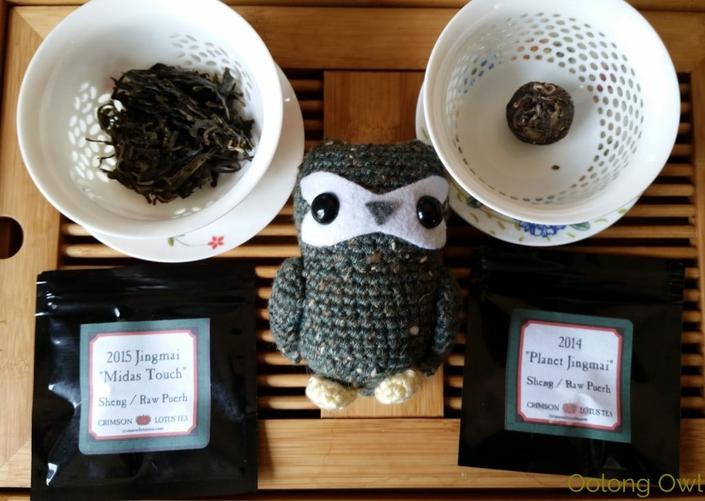 2014 2015 Crimson lotus tea - oolong owl