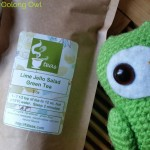 Lime Jello Salad Green Tea - 52 Teas - Oolong Owl Tea Review (1)