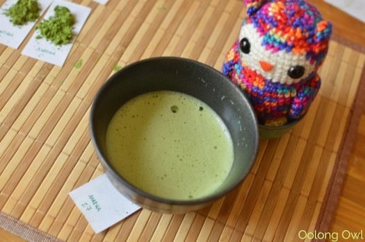 Matcha Comparison 2 Round 3 High End Matcha - Oolong Owl Tea Review (42)