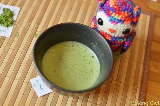 Matcha Comparison 2 Round 3 High End Matcha - Oolong Owl Tea Review (46)
