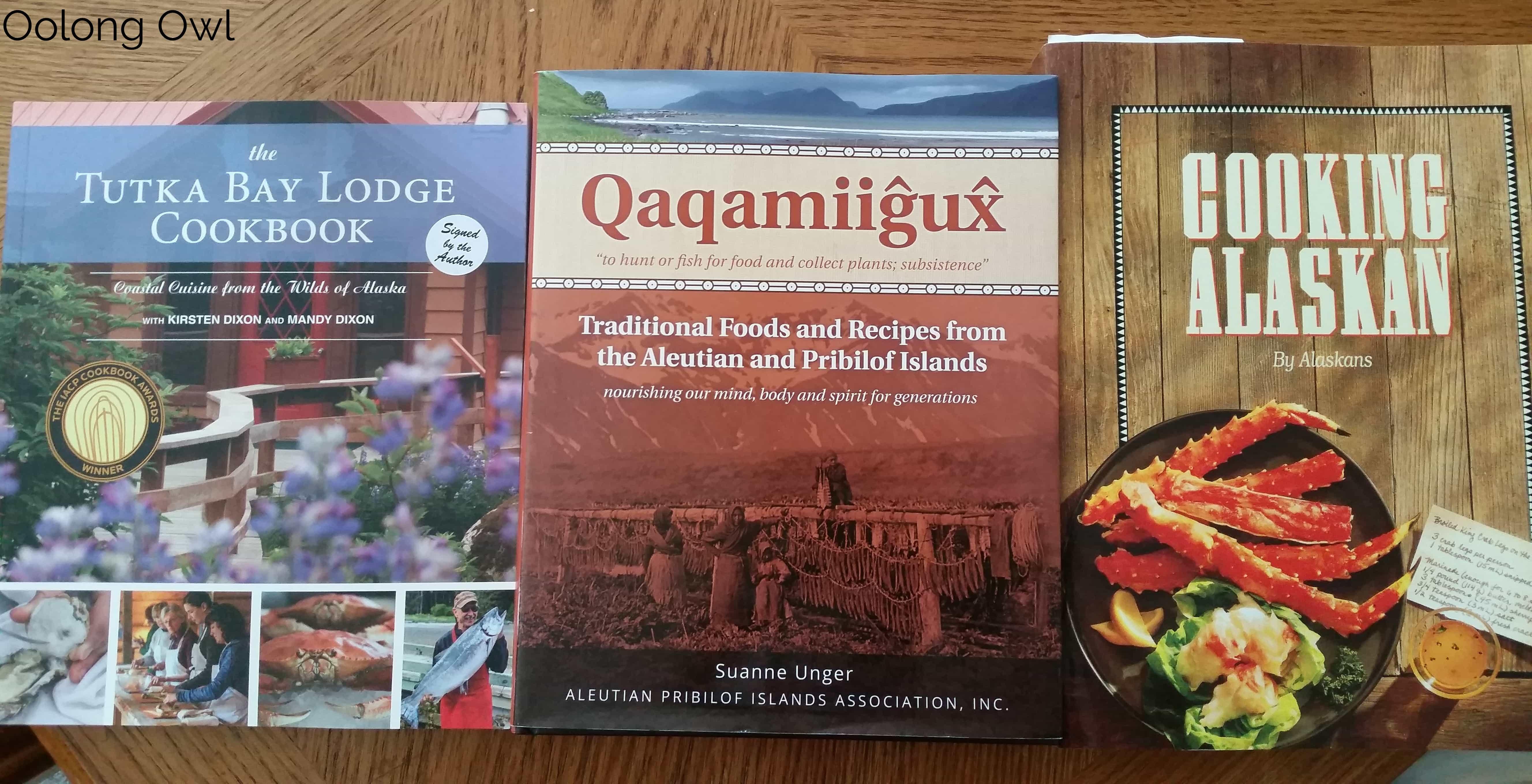 Hooty Tea Travels Alaska Part 2 Oolong Owl 1