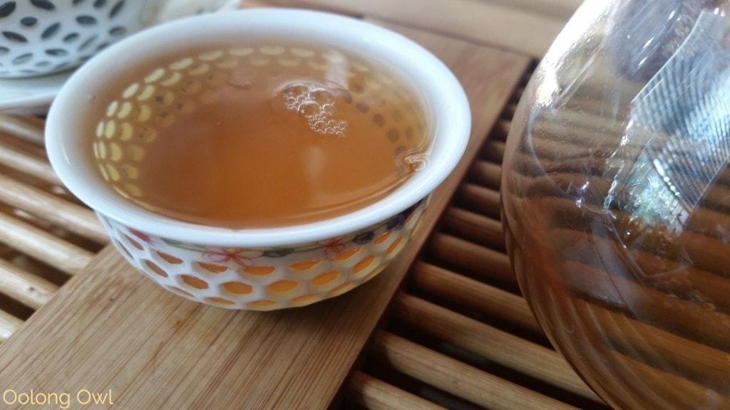 White2tea club september - Qilan Oolong - Oolong Owl (10)