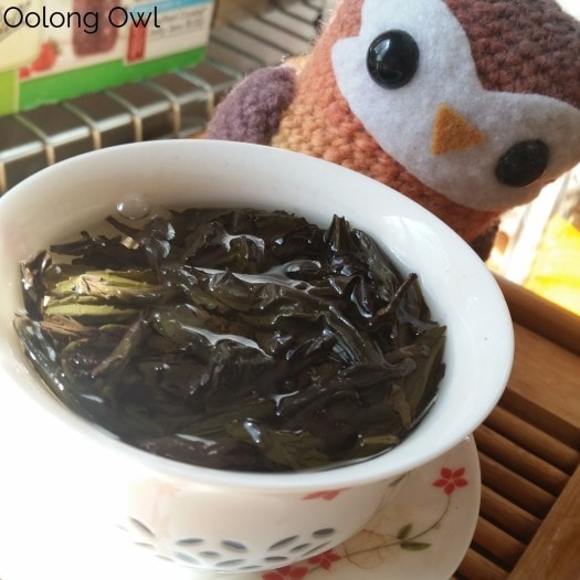 White2tea club september - Qilan Oolong - Oolong Owl (12)
