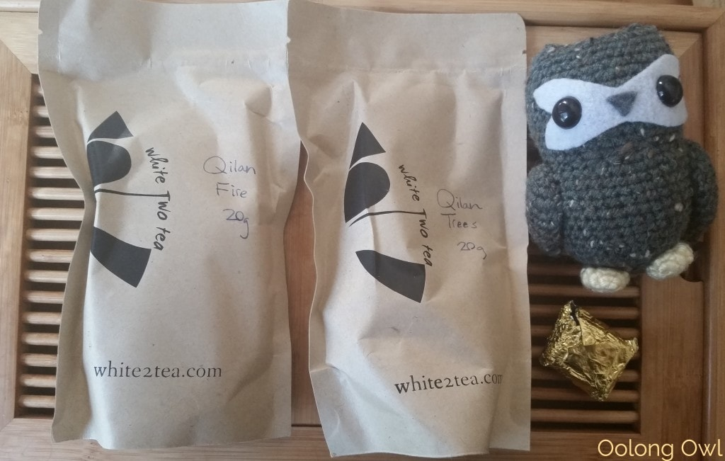 White2tea club september - Qilan Oolong - Oolong Owl (2)
