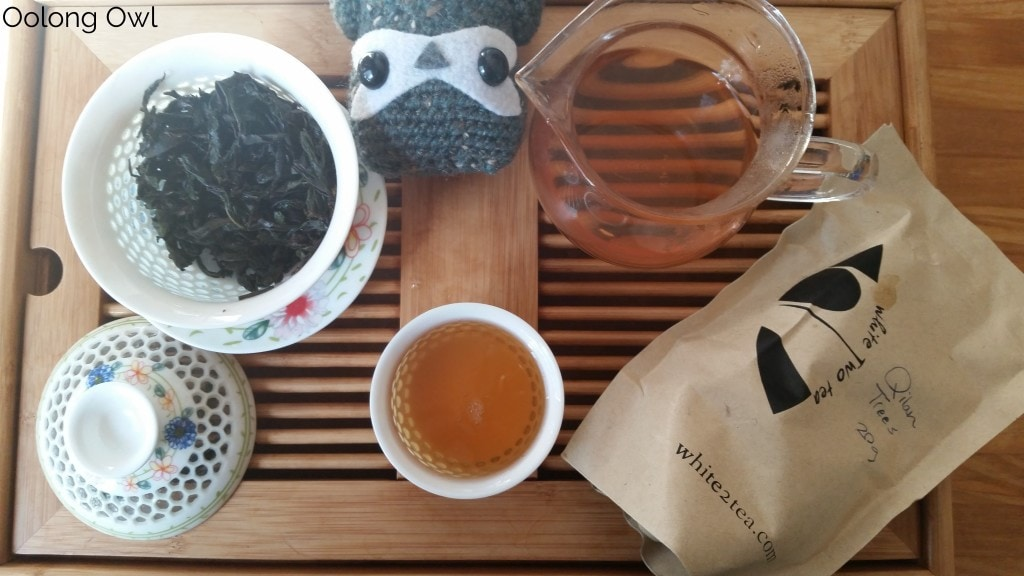 White2tea club september - Qilan Oolong - Oolong Owl (5)