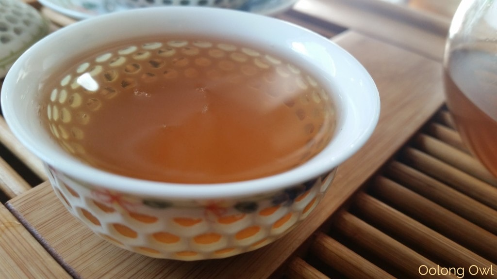 White2tea club september - Qilan Oolong - Oolong Owl (6)