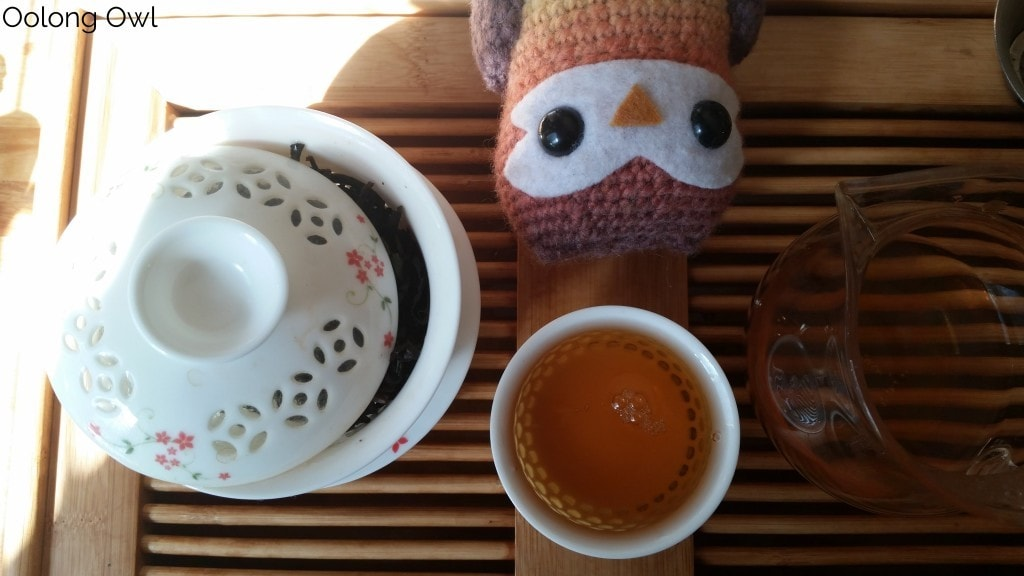 White2tea club september - Qilan Oolong - Oolong Owl (9)