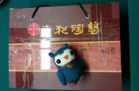 Ebay yixing set - Oolong Owl (1)