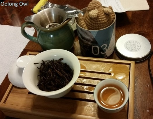 No03 Classic Chinese Black Tea from Joseph Wesley - Oolong Owl (10)