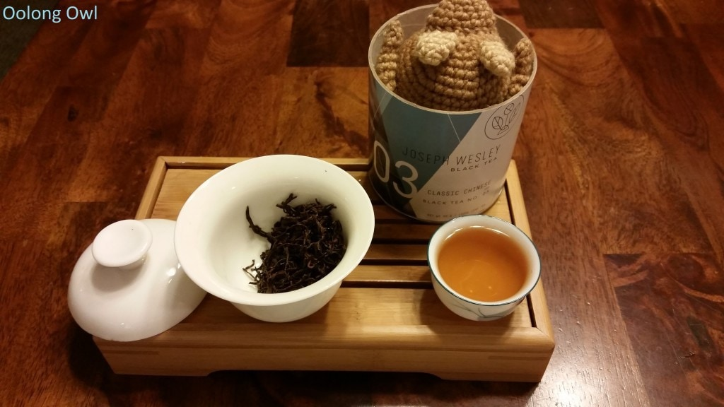 No03 Classic Chinese Black Tea from Joseph Wesley - Oolong Owl (7)