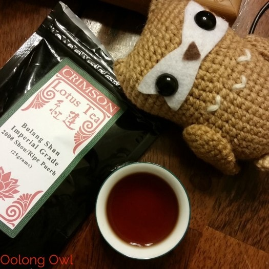 2008 bulang from Crimson Lotus Tea - Oolong Owl (8)