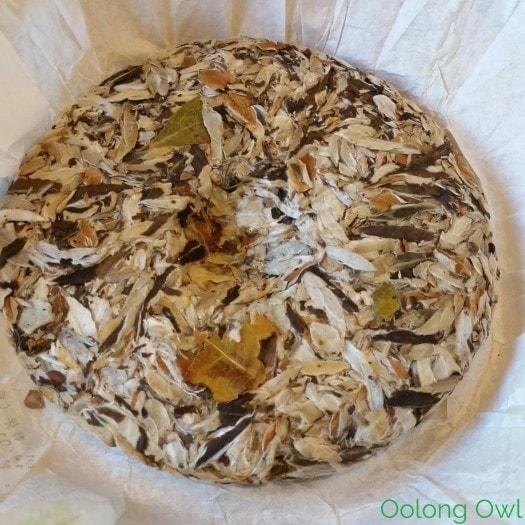 2014 wild spring bud yabao puer cake - aliexpress - oolong owl (2)