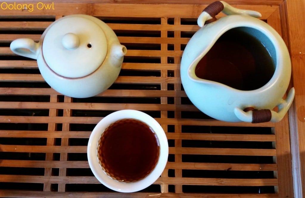 2005 denong ginseng scent - bana tea company - oolong owl tea review (6)